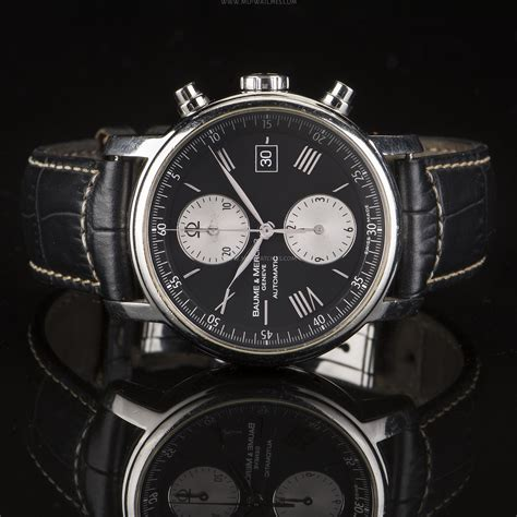 Baume Mercier Original Automatic buy baume mercier classima xl chronograph automatic ref