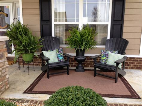 7 Front Porch Decorating Ideas Pictures For Your Home Front Patio Design
