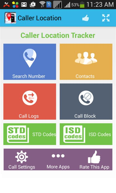 Phone Number Area Tracker Mobile Caller Location Tracker Android Apps On Play