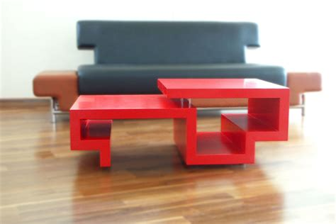 table zig zag zigzag coffee table