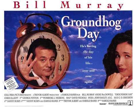 groundhog day where filmed jimmy trims throwback thursday groundhog day