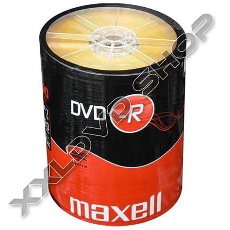 Maxell Dvd R 16x Roll 505 maxell dvd r 16x shrink 100 rendel 233 s