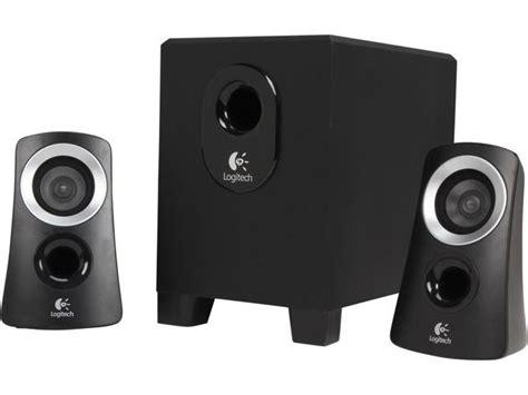 Sale Logitech Speaker Z313 Speaker Z 313 2 1 Original 1 refurbished sale logitech z313 2 1 speaker system for 19