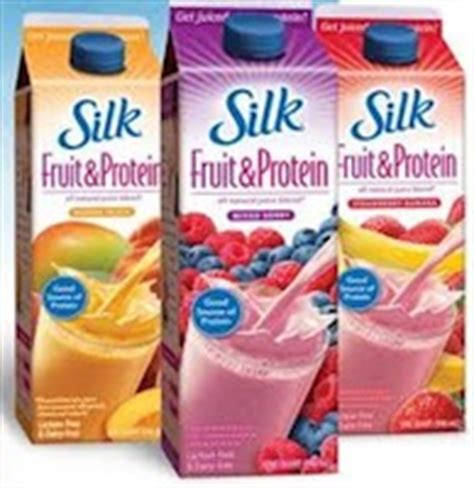 protein juice drink silk fruit and protein juice drink shespeaks reviews