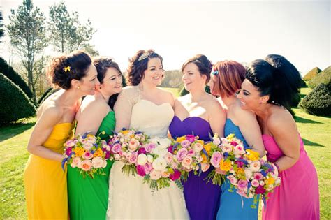 wedding color ideas for may classic strapless bridesmaid dresses