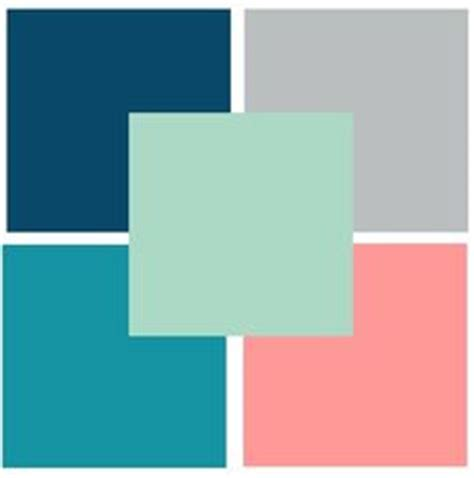 coral and mint sherwin williams colors these would also be pretty for a room