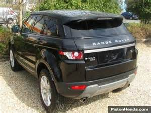 used land rover range rover evoque sd4 dynamic for sale in