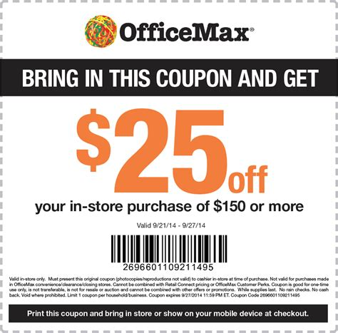 office depot coupons december 2015 free printable coupons office max coupons