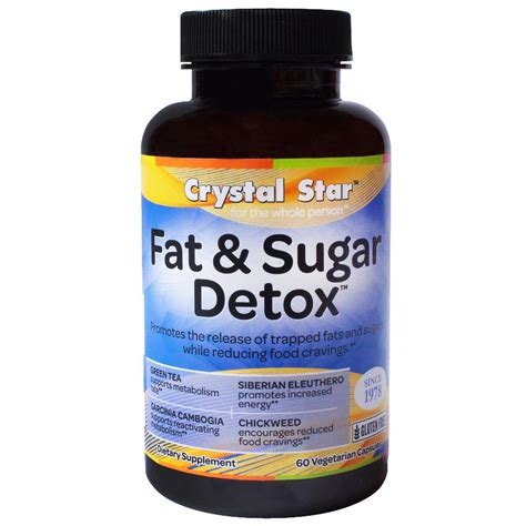 Supplements That Help With Sugar Detox by Sugar Detox 60 Veggie Caps Iherb