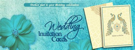 Wedding Invitation Banner Card by Indian Wedding Cards Indian Wedding Invitations Hindu