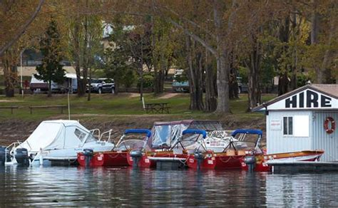 jindabyne boat hire activities and news jindabyne caravan park