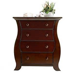 baby cache oxford 4 drawer dresser cherry