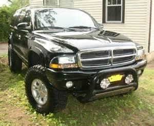 purchase used real custom black 2001 dodge durango 4