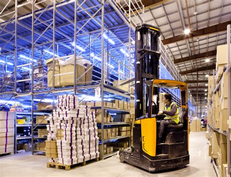 warehouse layout forklift pedestrian safety in your warehouse a safer layout for
