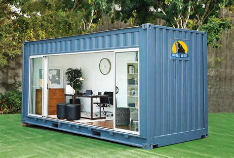 royal wolf outdoor room shipping container homes