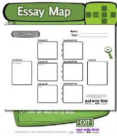 Expository Essay Maps by Dyslexia Untied Learning Difficulties The Essay Map Read Write Think