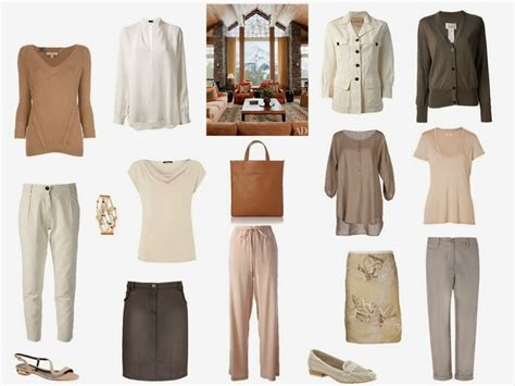 Neutral Capsule Wardrobe by How To Build A Capsule Wardrobe By Starting With An