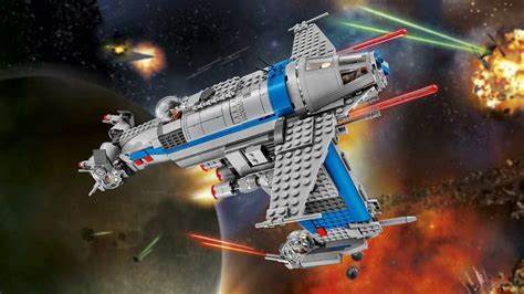 Lego Vice Admiral Holdo 75188 75188 resistance bomber review vaderfan2187 s