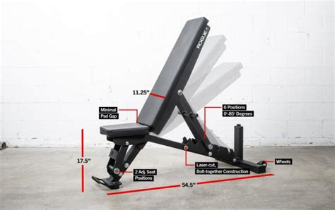 how to adjust gym bench rogue adjustable bench 2 0 rogue fitness