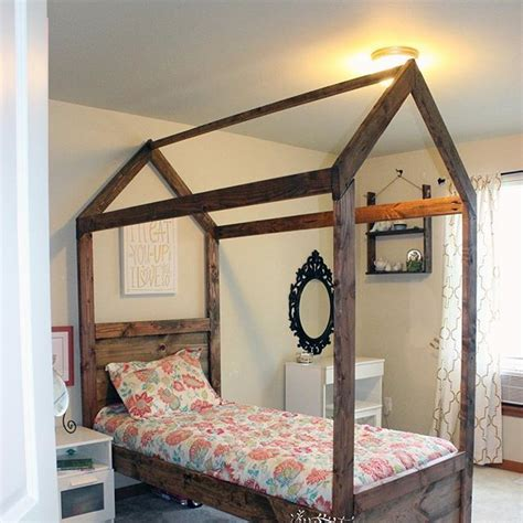 canopy bed plans 25 best ideas about kids canopy on pinterest kids bed