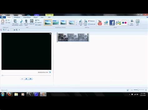 tutorial movie maker audio how to remove audio from a video or clip on movie maker