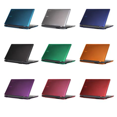 chromebook colors new ipearl mcover 174 shell for 11 6 quot acer c730
