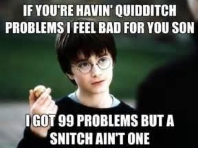 Problem Memes - 23 harry potter puns so dumb you ll feel bad for