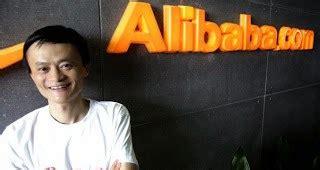 biografi jack ma profil pendiri alibaba menjadi
