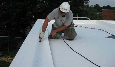Patching Material Flat Roof Repair Vs Replacement Options