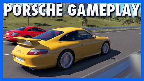 porsche customization forza horizon 3 porsche gameplay customization