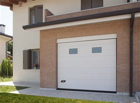 serrande sezionali per garage ti effe service portoni per garage e serrande