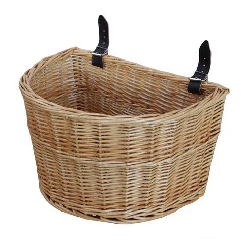 Flower Rattan Bike New Size 28 X 18 Cm buy wicker bicycle basket from the basket company