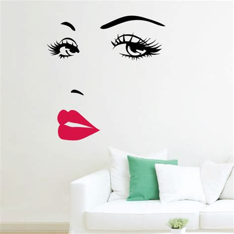 wall stickers marilyn marilyn and wall stickers