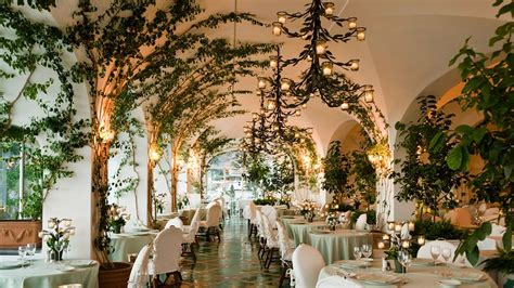best restaurants in positano italy le sirenuse amalfi coast cania