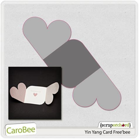 free printable heart card template heart crafts