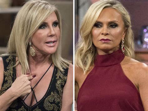 tamra judge straight hairstyles the rock says candy asses need not apply for fast