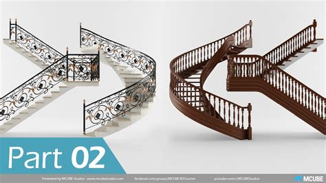 basic stair layout quizlet 09 topic 5 2 creating handrails 3ds max plugin