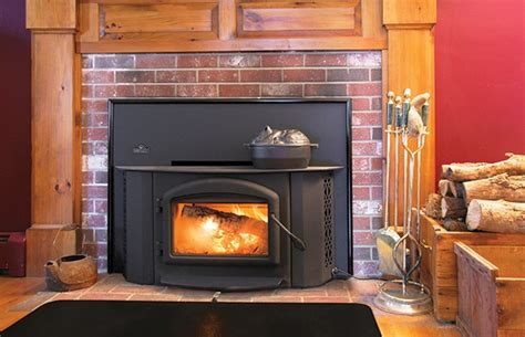 Can U Burn Wood In A Gas Fireplace by Napoleon Epa Wood Burning Fireplace Insert Epi 1402