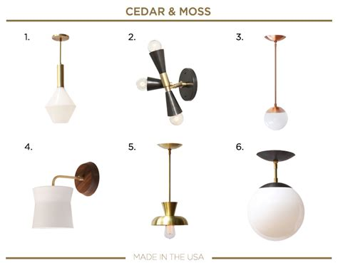 Light Fixtures Made In Usa Lighting Made In Usa Lighting Ideas