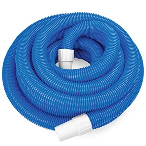 Pool Vaccum Hose 1 5 inch spiral wound swimming pool vacuum hose with swivel cuff by splashtech 30