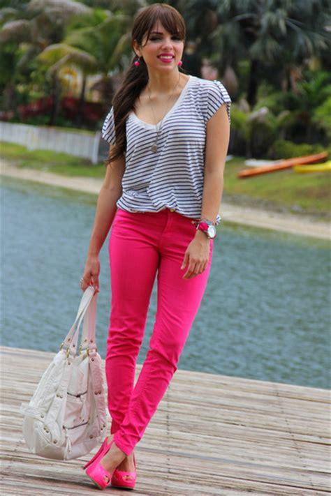 Dasi Slim Pink pink shoedazzle shoes pink zara white