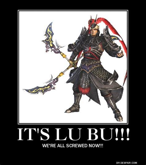 Bu Memes - its lu bu by ronnoc01 on deviantart