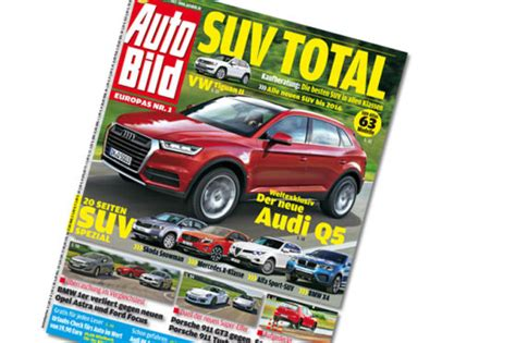 Auto Bild Titel by Auto Bild Testet Bmw Werkst 228 Tten Ergebnis Durchwachsen