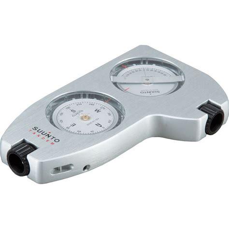 Suunto Tandem Clinometer With Precision Compass tandem compass clinometer