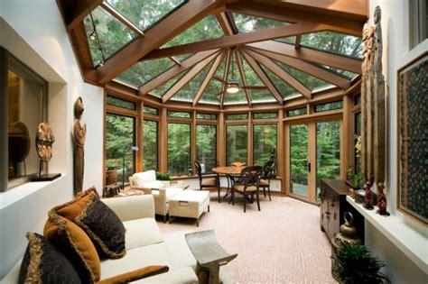 fantastic ideas  cozy beautiful sunroom