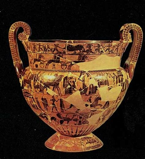 antichi vasi funebri museo archeologico della sibaritide