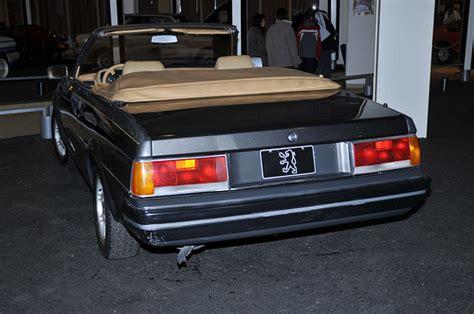 peugeot 505 usa projet peugeot 505 cabriolet pour les usa exposition