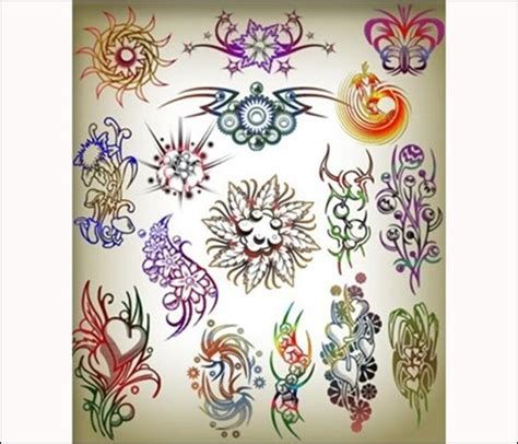tattoo photoshop app 70 amazing tattoo brush sets add tattoos to your designs