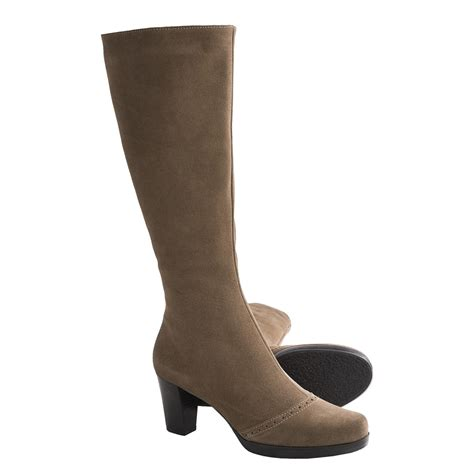 la canadienne keigi boots suede for save 36