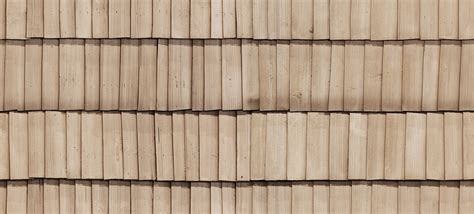 wood roof pattern medival wooden shingles roof